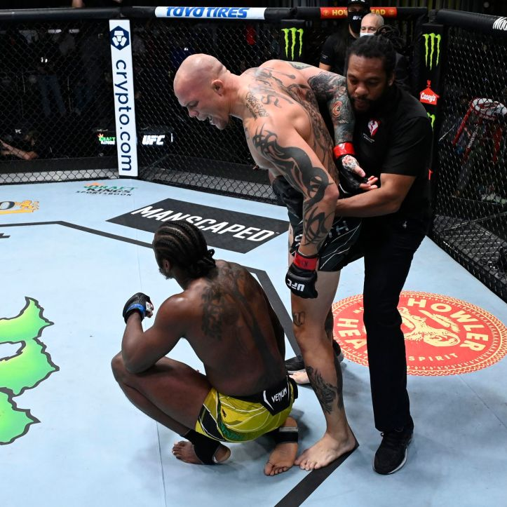 Put sum respek on Lionheart's name baybee   MAFB: UFC Fight Night 192