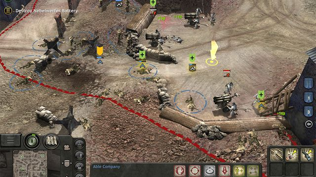 CoH.0 Company of Heroes coming to iPad on Feb. 13 | Polygon