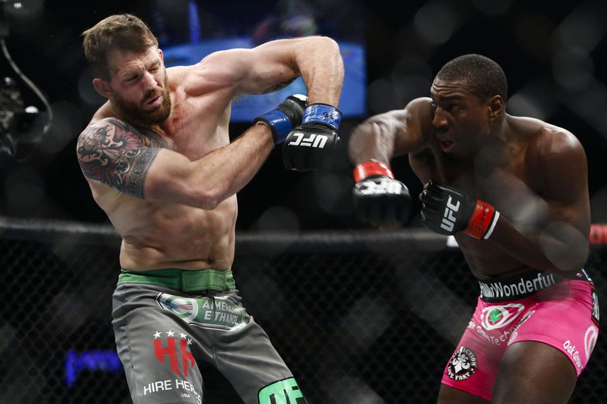 Phil Davis Would Have Liked To Stay With The UFC For Big Contract MMA Fighting