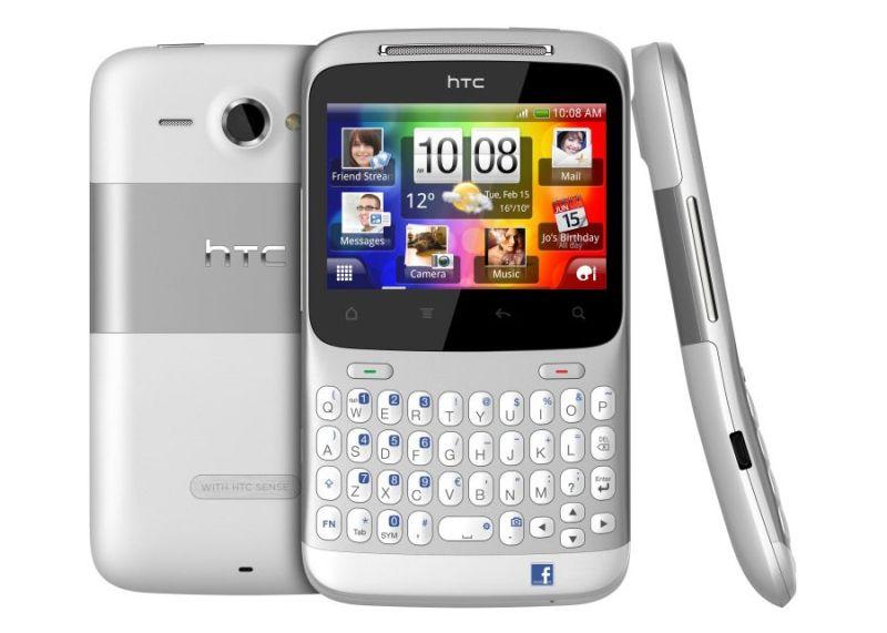 HTC Chacha premere