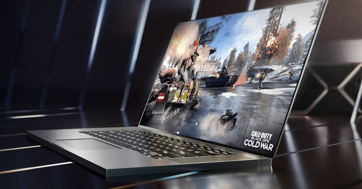 Nvidia's RTX 3050 Ti can deliver 60fps gameplay in more budget-friendly laptops