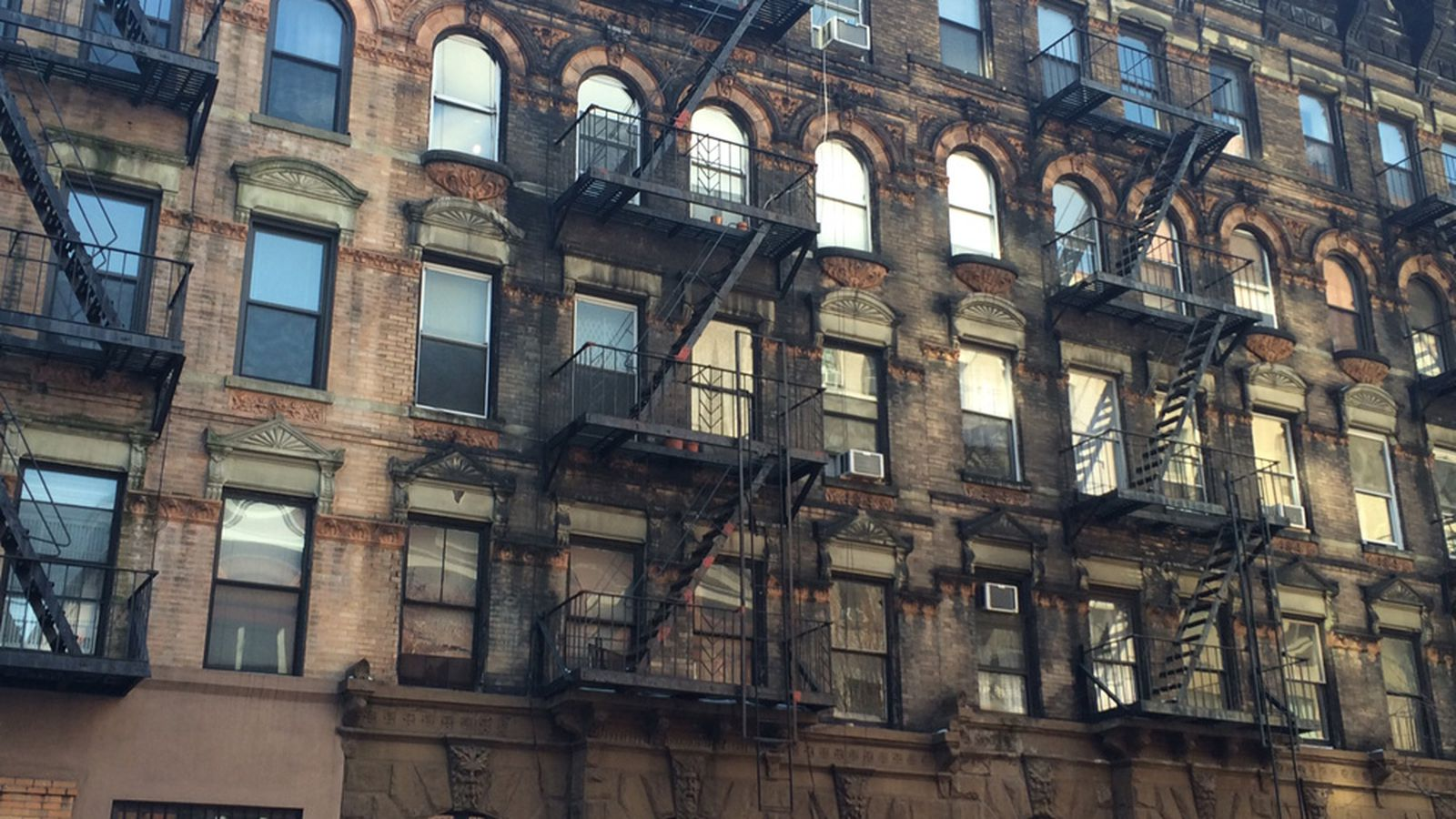 From Shanties To Micro Units NYCs History Of Living