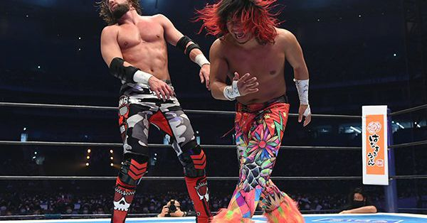 The card is set for night two of NJPW Wrestle Kingdom 15
