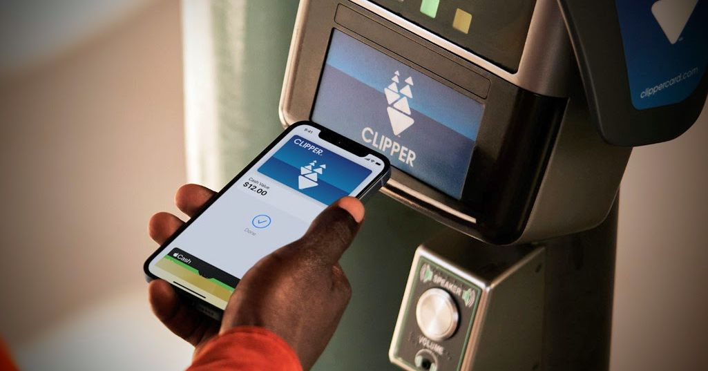 Silicon Valley's Clipper all-in-one transit card finally adds Apple Pay