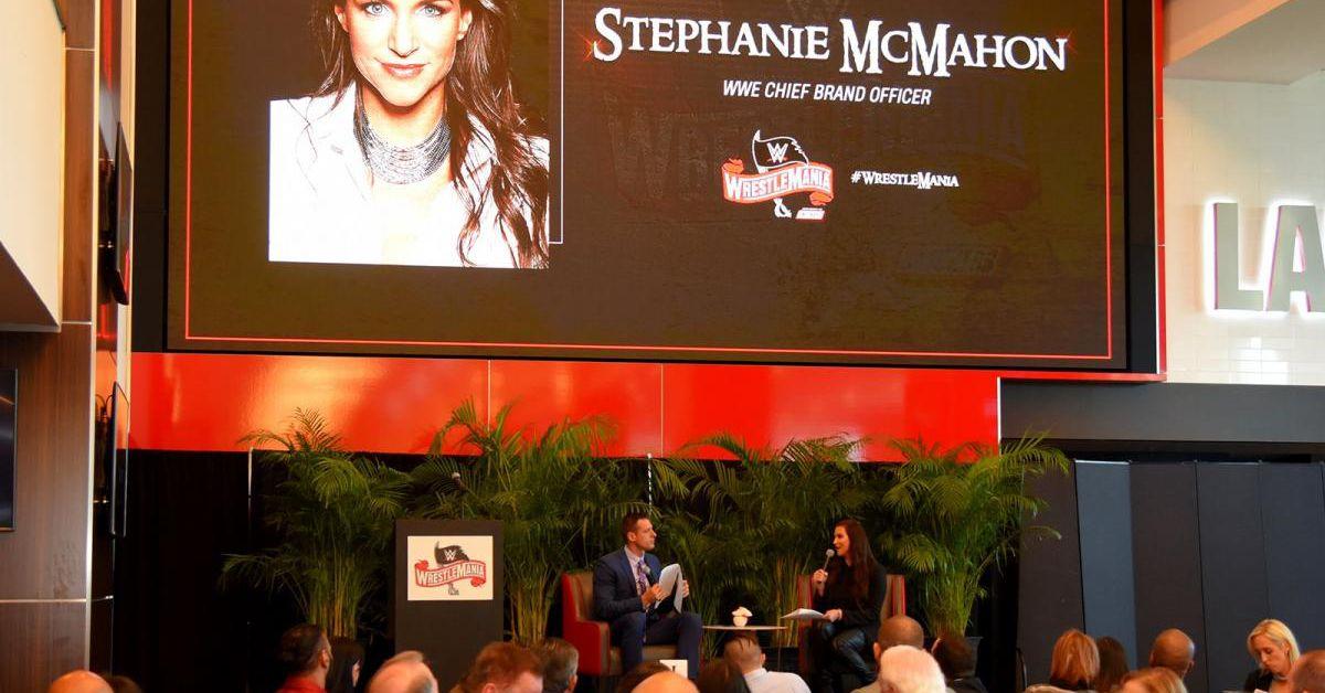 Stephanie McMahon: WWE making 'big efforts' to hire more female writers