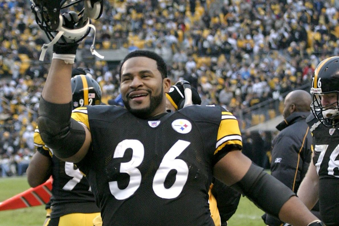 Steelers Throwback Thursday: Jerome Bettis' final Steel City run - Behind  the Steel Curtain