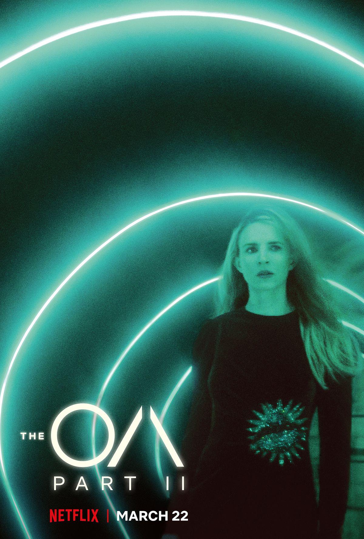 Netflix S The Oa Season 2 Trailer The Puzzle Gets Even