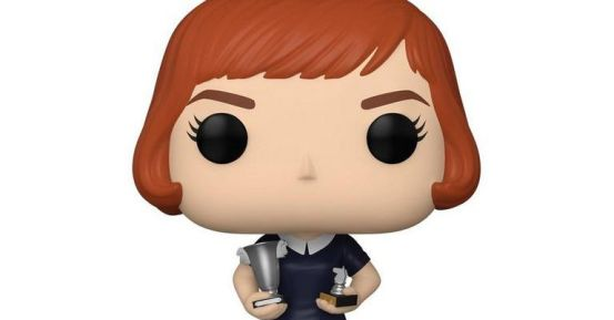 The Queen's gambit Funko Pops immortalized the play in plastic
