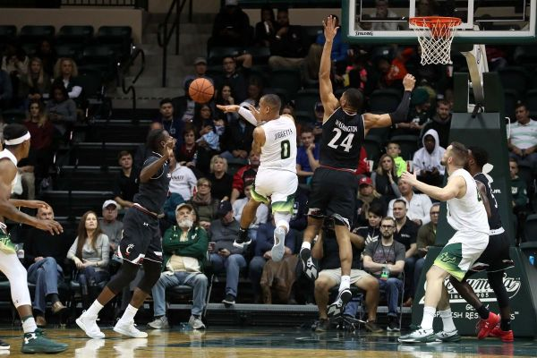 USF Men's Basketball Cements Basement Dweller Status with ...