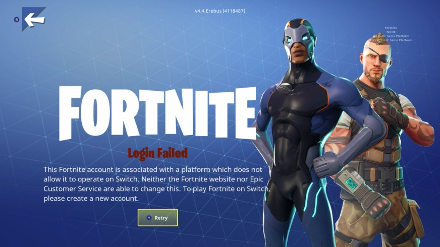 Why didn't anyone warn us not to play Fortnite on PS4 ...