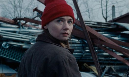 Jessica Barden as Ruth Avery in Holler