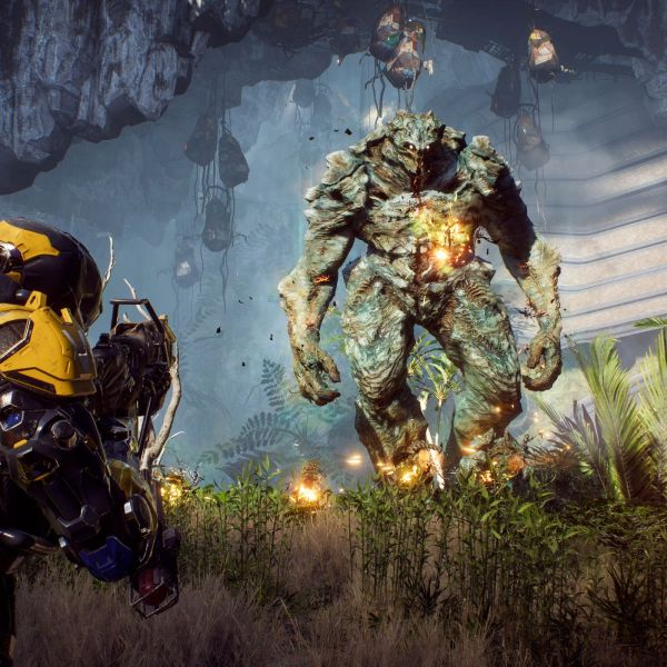 Anthem gameplay  it s the best feeling Bioware game yet   Polygon