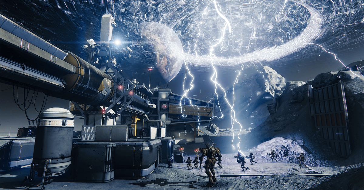 Bungie accidentally turns on Destiny 2 crossplay months early