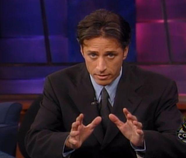 Watch Jon Stewarts Very First Daily Show Episode