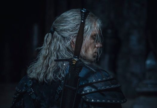 Henry Cavill's hair in The Witcher season 2