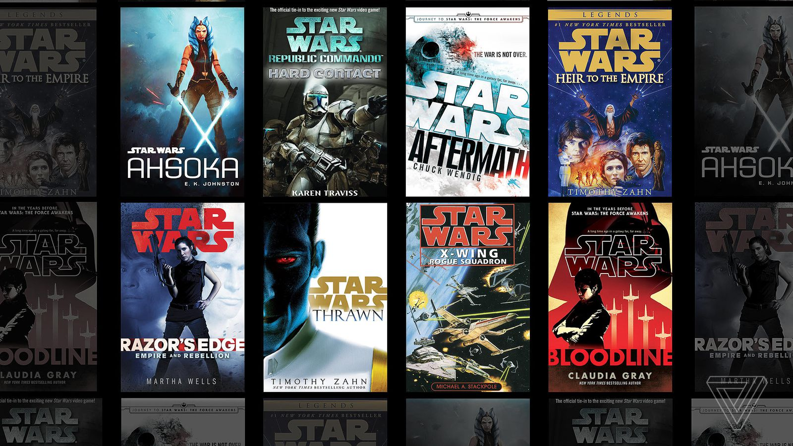 Star Wars Reading List Where To Start After You Finish