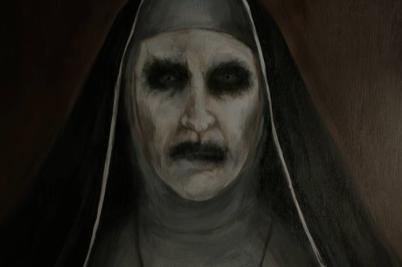YouTube just gave The Nun the best viral marketing