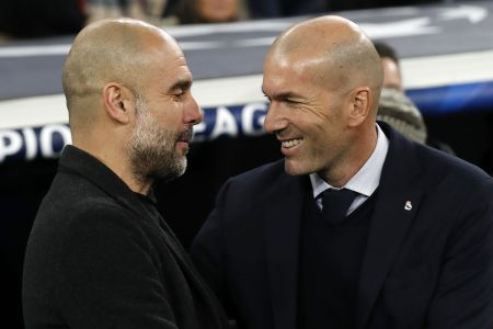 "Pep Guardiola On Zinedine Zidane: ""When You Think That You've Got One Of  His Tactical Plans Covered He'll Hit You With Another"" - Managing Madrid"