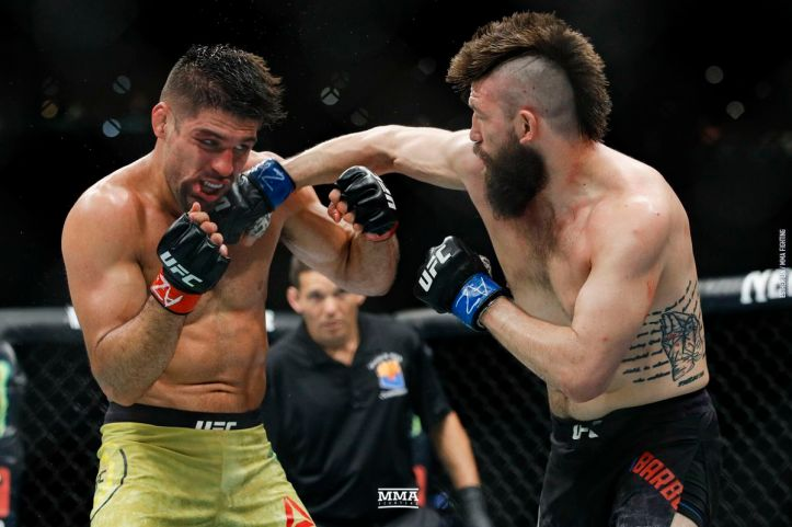 If you aren't a fan of Bryan Barberena's style, are you really a fan of mixed martial arts? | UFC on ESPN 28