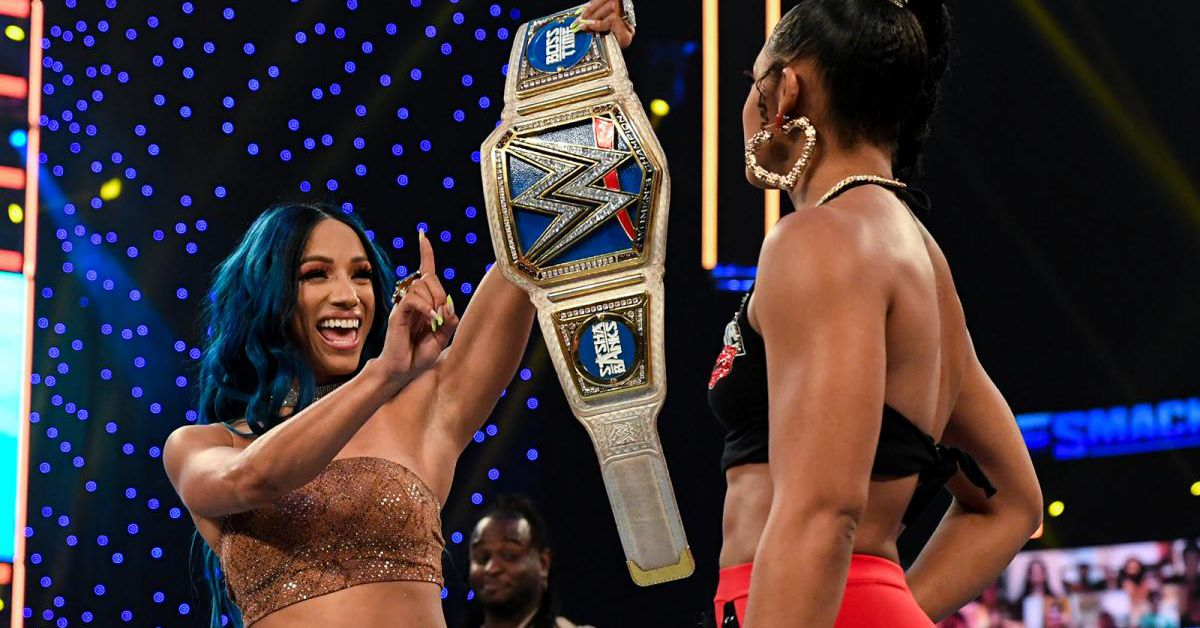 WWE SmackDown preview (Mar. 5, 2021): Duality