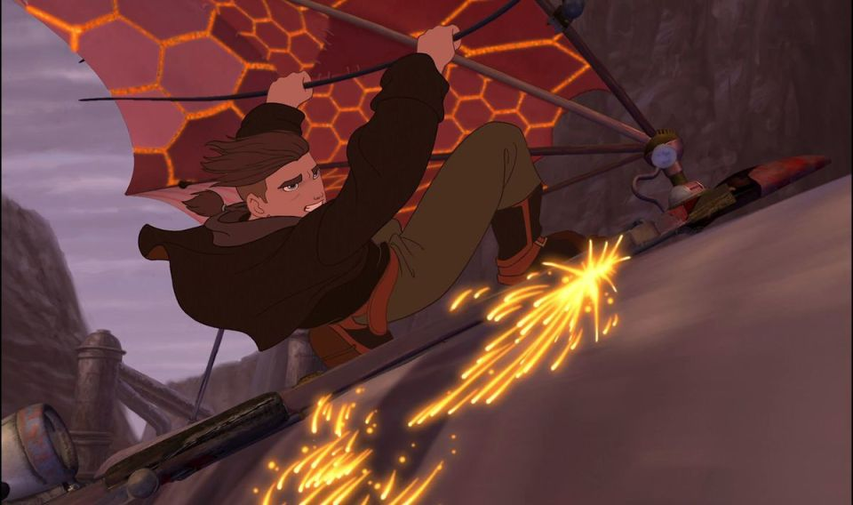 Treasure Planet was a visionary box office bomb for Disney - Polygon