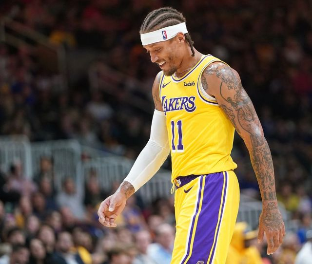 Michael Beasley Returns To Lakers With A Lot Of Ground To Cover
