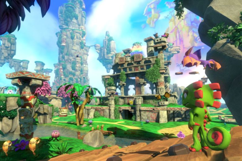 Image result for yooka laylee