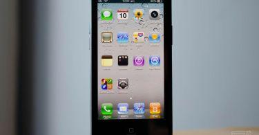 iOS 4 has been lovingly recreated as an iPhone app