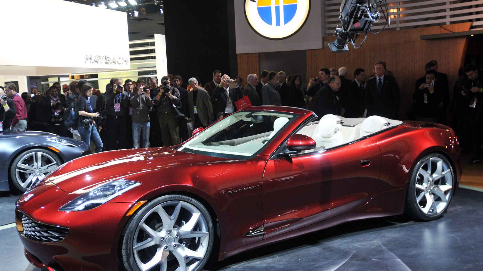 Luxury Auto Designer Henrik Fisker Says Hell Unveil A New