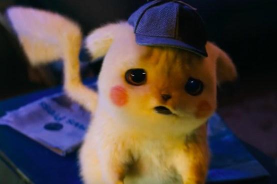 Image result for pokemon detective pikachu pics