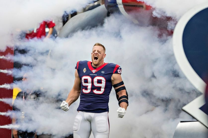 Who Are the Best Players in Houston Texans History? - Sports Illustrated