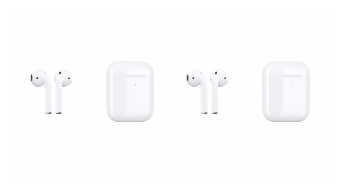 airpods - Does this little green dot mean a new AirPods case is imminent?