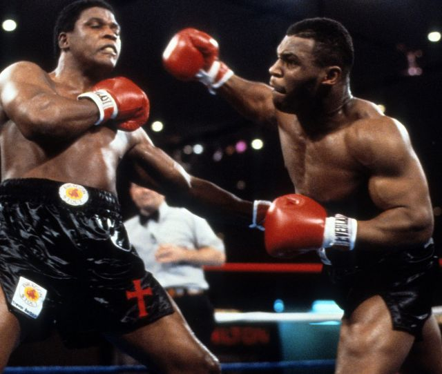 The Night Mike Tyson Became The Youngest Heavyweight Champion Ever