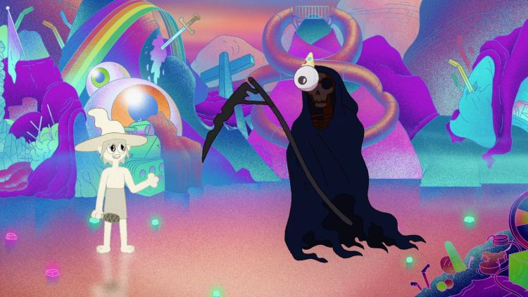 The Midnight Gospel review: Netflix's adult Adventure Time is ...