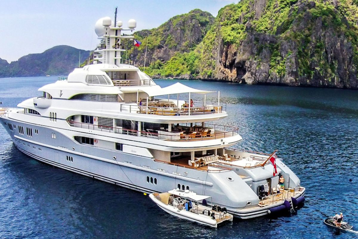 7 Largest Superyachts At The Fort Lauderdale International