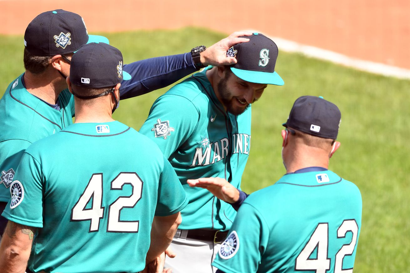 Seattle Mariners v Baltimore Orioles Game 1
