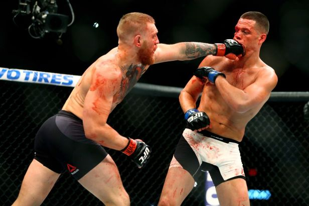 Who won UFC 202 last night: Conor McGregor vs Nate Diaz 2 full fight  play-by-play streaming updates - MMAmania.com