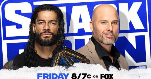 WWE SmackDown results, live blog (Jan. 15, 2021): Contract signing