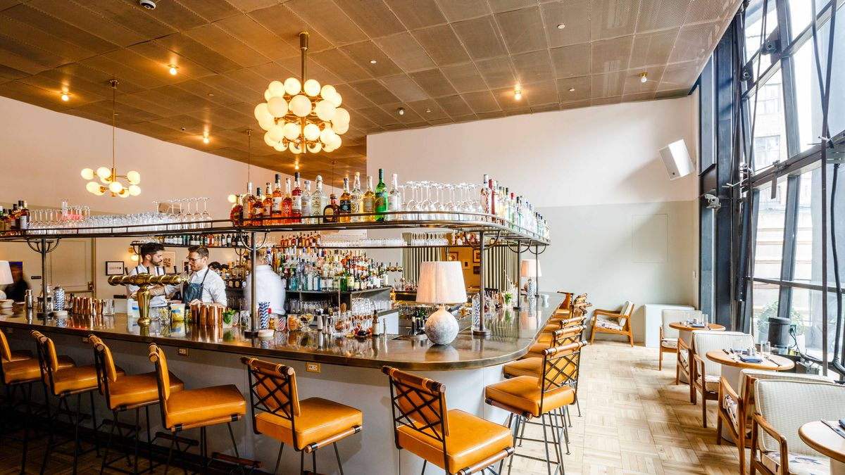 Kleins Opens In Williamsburgs Hoxton Hotel A Bid To Be
