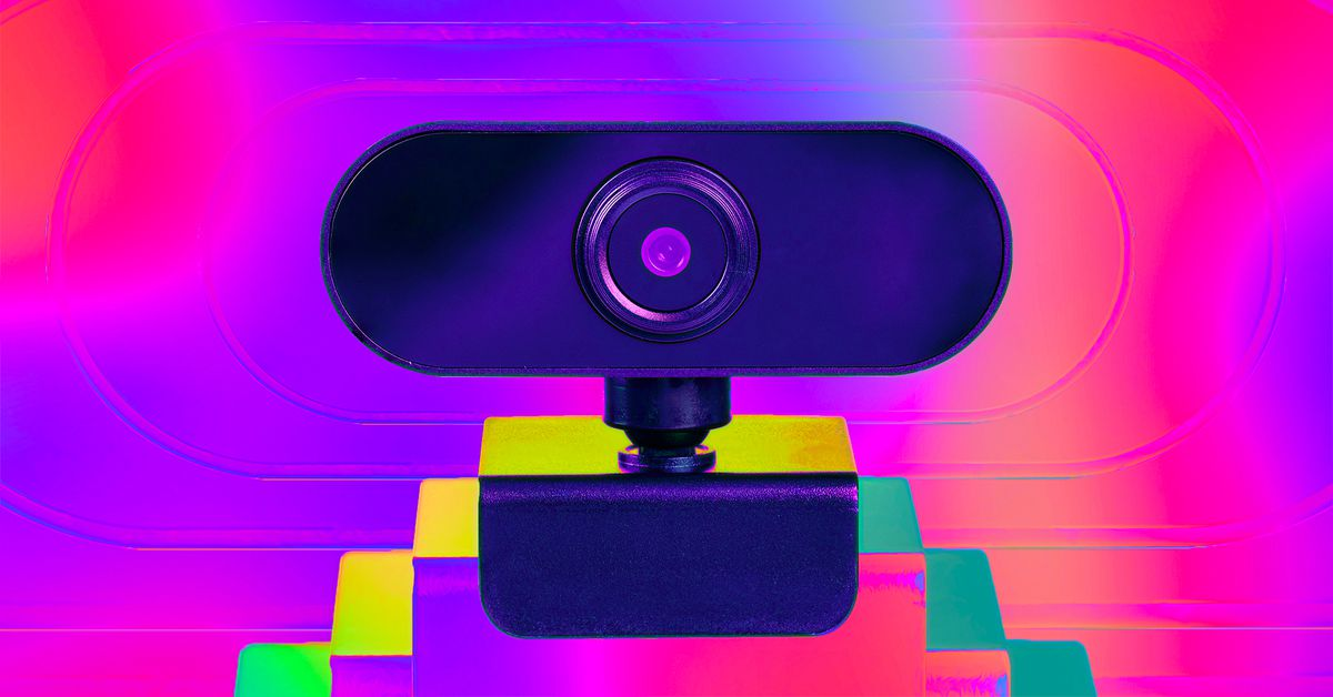 The webcam is the gadget of the year