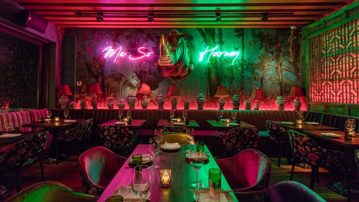 Clubstaurant Mandrake Is Miamis Most Over The Top New