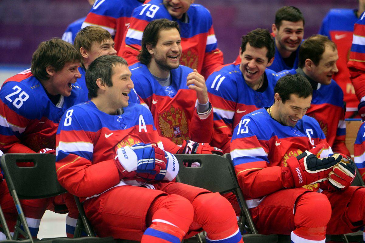 Winter Olympics Hockey Line Combinations Take Shape