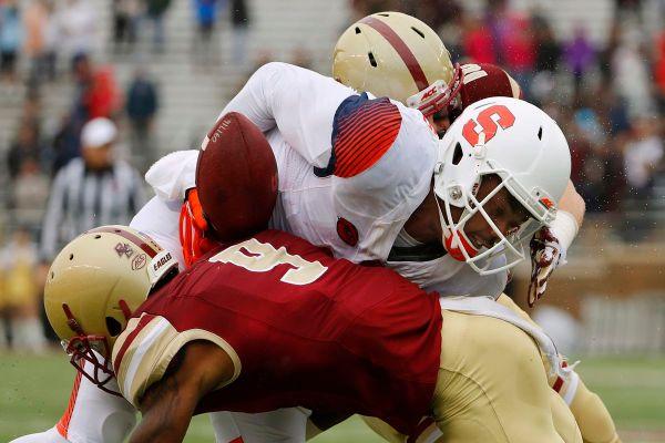 Syracuse vs. Boston College rivalry can't survive post ...