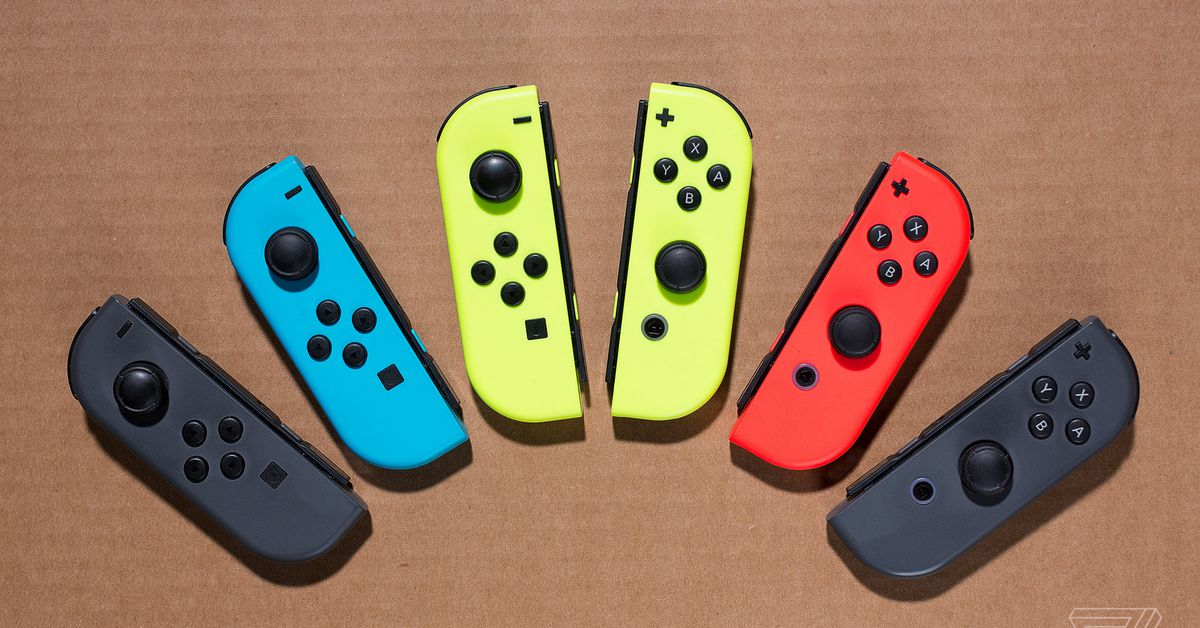 The Nintendo Switch's Joy-Con drift problem, explained