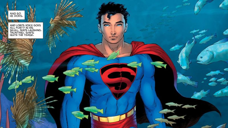 Superman banged a mermaid in Frank Miller's Superman: Year One ...