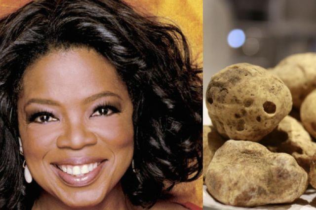 Oprah Brings Her Own Truffles to Dinner - Eater
