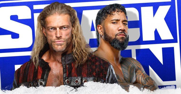 WWE SmackDown results, live blog (Mar. 19, 2021): Edge vs. Jey Uso