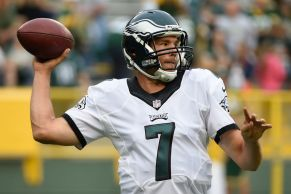 Eagles backup quarterback