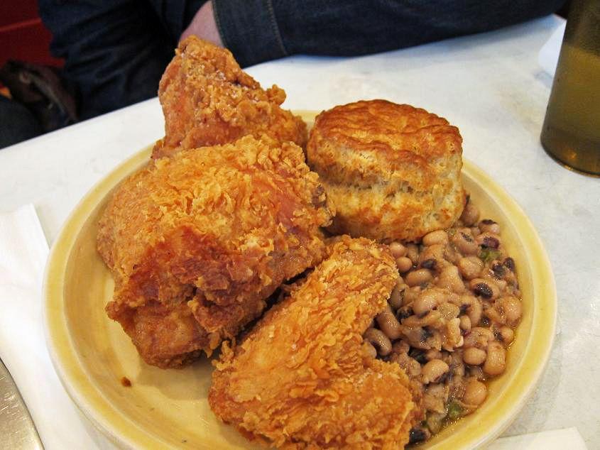 Upscale Soul Food Nyc