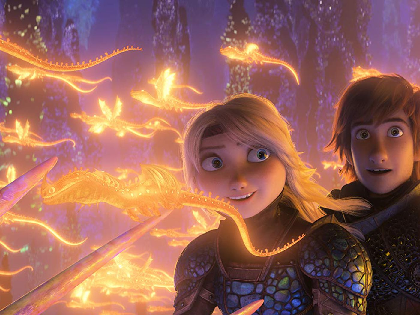 How To Train Your Dragon 3 Review A Simple Movie With A Complex Execution The Verge